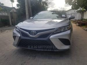 Toyota Camry 2019 SE (2.5L 4cyl 8A) Gray | Cars for sale in Lagos State, Lekki