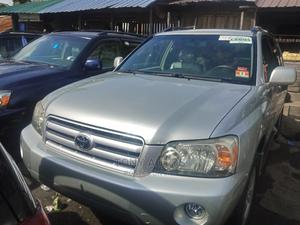 Toyota Highlander 2006 Silver | Cars for sale in Lagos State, Apapa