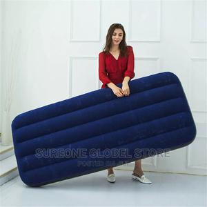 Inflatable Bed Air Mattress   Camping Gear for sale in Lagos State, Victoria Island