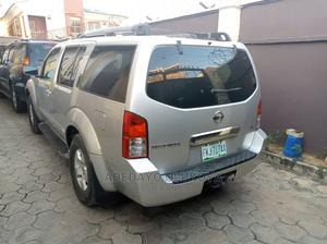 Nissan Pathfinder 2005 SE Off-Road 4x4 Gray | Cars for sale in Lagos State, Gbagada