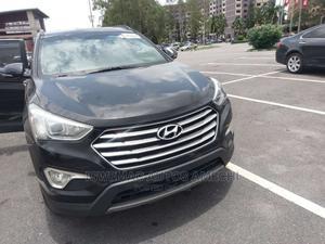 Hyundai Santa Fe 2013 Sport 2.0T Black | Cars for sale in Lagos State, Amuwo-Odofin
