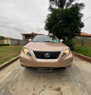 Lexus RX 2010 350 Gold | Cars for sale in Oyo State, Egbeda