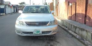 Toyota Avalon 2002 XLS w/Bucket Seats Silver   Cars for sale in Lagos State, Surulere