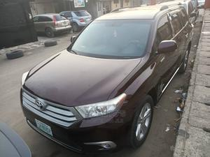 Toyota Highlander 2011 Limited Brown   Cars for sale in Lagos State, Surulere