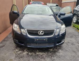 Lexus GS 2006 300 AWD Blue | Cars for sale in Rivers State, Port-Harcourt