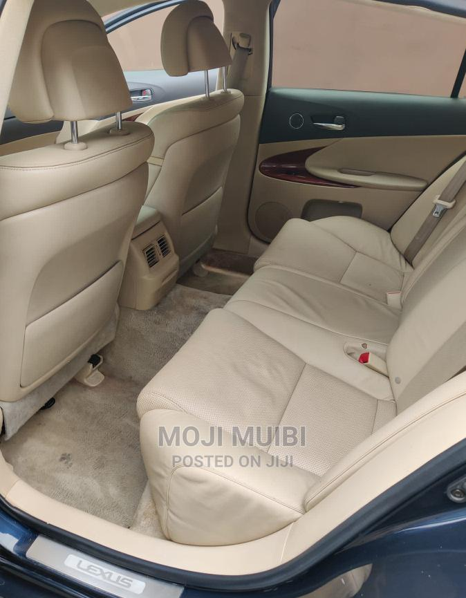 Lexus GS 2006 300 AWD Blue | Cars for sale in Port-Harcourt, Rivers State, Nigeria