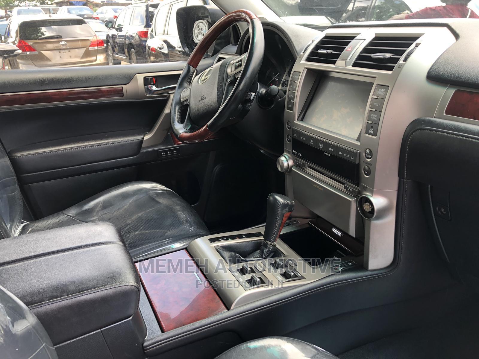 Lexus GX 2012 460 Premium Black   Cars for sale in Apapa, Lagos State, Nigeria