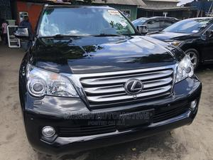 Lexus GX 2012 460 Premium Black | Cars for sale in Lagos State, Apapa