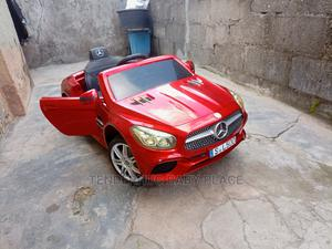 Amazing Uk Used Licensed Kids Mercedes Benz SL500 Car | Toys for sale in Lagos State, Surulere