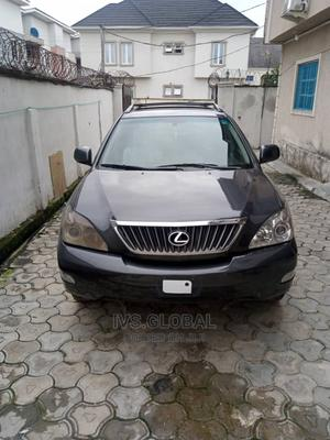 Lexus RX 2009 Gray   Cars for sale in Lagos State, Ajah