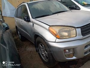 Toyota RAV4 2003 Automatic Silver   Cars for sale in Lagos State, Ikeja