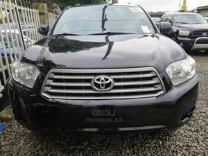Toyota Highlander 2009 Black | Cars for sale in Lagos State, Ojodu