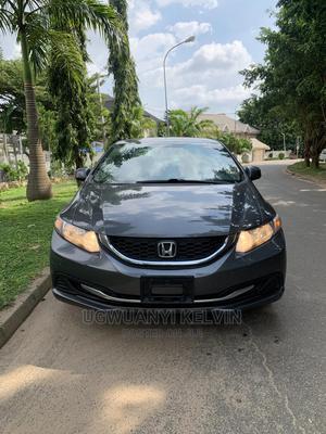 Honda Civic 2014 Gray | Cars for sale in Abuja (FCT) State, Garki 2