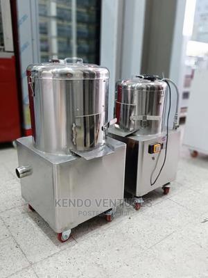 Potato Peeler Machine 8kg and 15kg   Restaurant & Catering Equipment for sale in Lagos State, Ojo