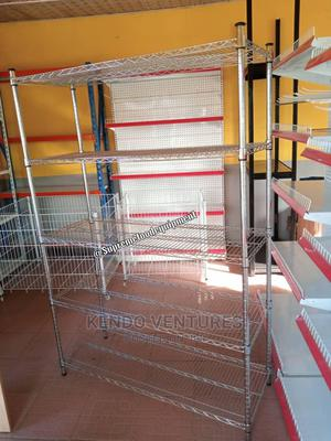 Wire Rack Stainless Steel | Restaurant & Catering Equipment for sale in Lagos State, Ojo