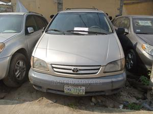 Toyota Sienna 2001 Silver | Cars for sale in Lagos State, Ikeja