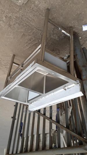 Stainless Steel Sink Double | Restaurant & Catering Equipment for sale in Lagos State, Ojo