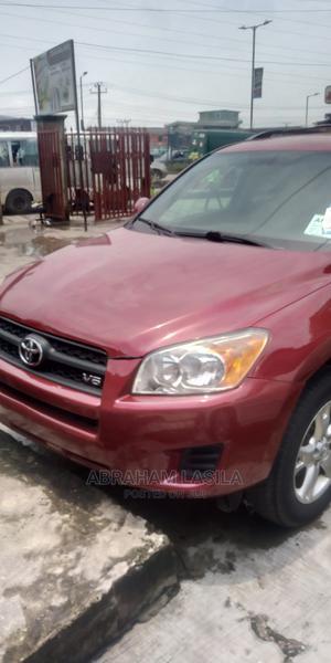 Toyota RAV4 2009 V6 Red | Cars for sale in Lagos State, Ikeja