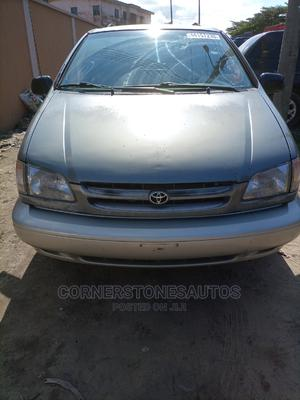 Toyota Sienna 1998 XLE Green   Cars for sale in Lagos State, Amuwo-Odofin