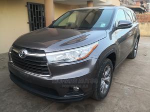 Toyota Highlander 2015 Gray | Cars for sale in Lagos State, Ikorodu