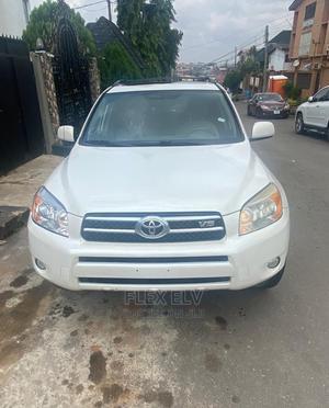 Toyota RAV4 2008 3.5 Sport 4x4 White | Cars for sale in Lagos State, Ikeja