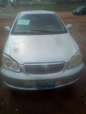 Toyota Corolla 2004 LE Silver | Cars for sale in Abuja (FCT) State, Jahi