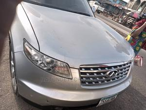 Infiniti FX 2004 45 AWD Gray | Cars for sale in Lagos State, Ikeja