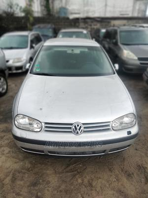 Volkswagen Golf 2005 Silver   Cars for sale in Lagos State, Amuwo-Odofin