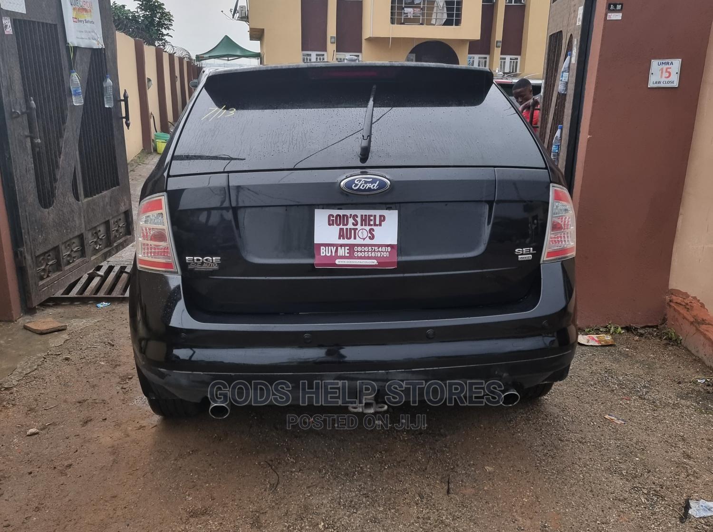 Ford Edge 2008 Black | Cars for sale in Ikeja, Lagos State, Nigeria
