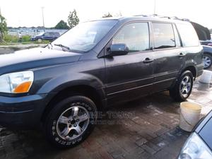 Honda Pilot 2006 EX 4x4 (3.5L 6cyl 5A) Blue   Cars for sale in Lagos State, Surulere