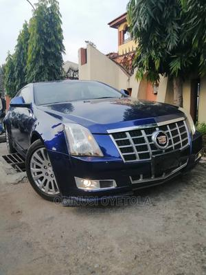 Cadillac CTS 2014 Blue | Cars for sale in Lagos State, Ikeja