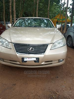 Lexus ES 2008 350 Gold | Cars for sale in Abuja (FCT) State, Gaduwa