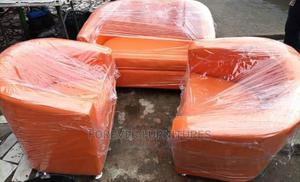 4 Seater Bucket Sofa/Parlour Chairs | Furniture for sale in Lagos State, Ikeja