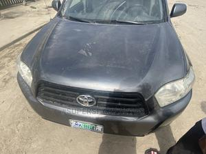 Toyota Highlander 2009 V6 Gray | Cars for sale in Lagos State, Amuwo-Odofin