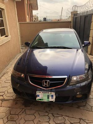 Honda Accord 2004 Blue | Cars for sale in Oyo State, Oluyole