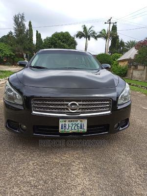 Nissan Maxima 2010 Black | Cars for sale in Abuja (FCT) State, Karu
