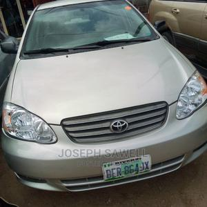 Toyota Corolla 2004 Gold | Cars for sale in Rivers State, Port-Harcourt