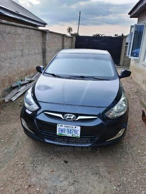 Hyundai Accent 2012 Black | Cars for sale in Osun State, Osogbo