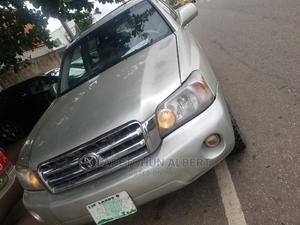 Toyota Highlander 2005 V6 Silver   Cars for sale in Lagos State, Ikeja
