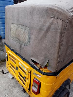Bajaj RE 2016 Yellow   Motorcycles & Scooters for sale in Lagos State, Apapa