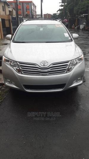 Toyota Venza 2010 AWD Silver   Cars for sale in Lagos State, Ikeja