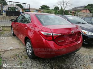 Toyota Corolla 2015 Red | Cars for sale in Lagos State, Isolo