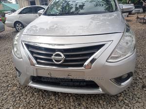 Nissan Almera 2015 Silver   Cars for sale in Abuja (FCT) State, Gwarinpa