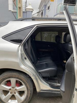 Lexus RX 2009 350 AWD Silver   Cars for sale in Lagos State, Ojodu