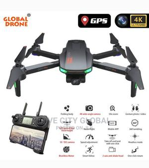 GD91 Pro/Max Drone 4K HD Camera 5G Wifi GPS 3 Extra Battery | Photo & Video Cameras for sale in Lagos State, Amuwo-Odofin