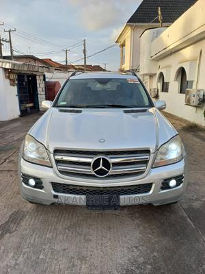 Mercedes-Benz GL Class 2008 GL 450 Silver   Cars for sale in Lagos State, Abule Egba