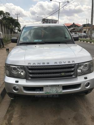 Land Rover Range Rover Sport 2007 HSE 4x4 (4.4L 8cyl 6A) Silver   Cars for sale in Lagos State, Lekki