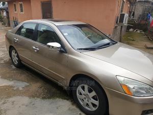 Honda Accord 2004 Gold | Cars for sale in Abuja (FCT) State, Central Business District