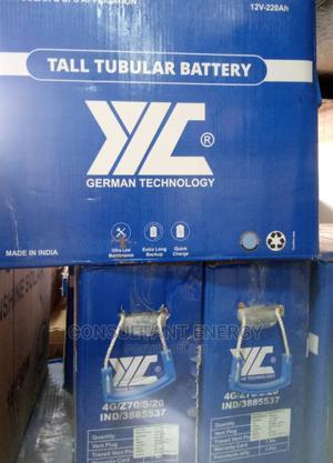 220AH KYC Tall Tubular Battery   Solar Energy for sale in Lagos State, Yaba