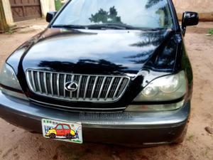 Lexus RX 2002 Black | Cars for sale in Enugu State, Enugu